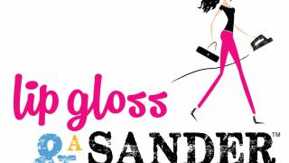 Lip Gloss and a Sander